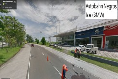 5,008 SQM LOT FOR SALE ALONG THE HIGHWAY NEAR BMW NEGROS